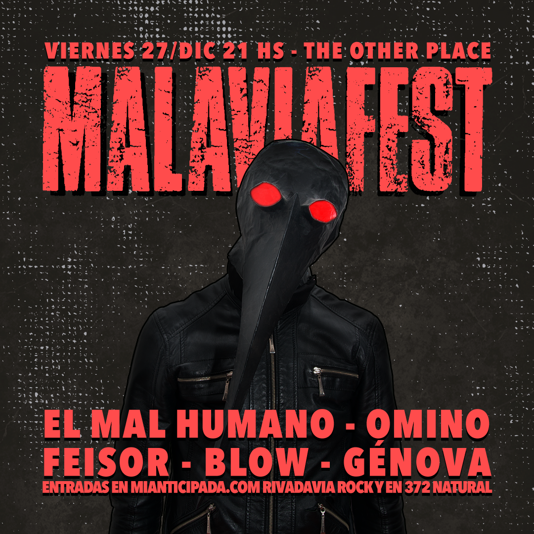 Malaviafest en The Other Place