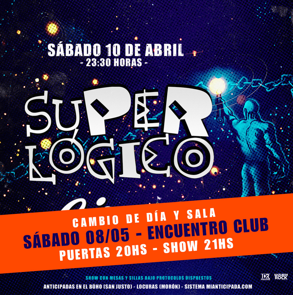 SUPERLOGICO en Encuentro Club