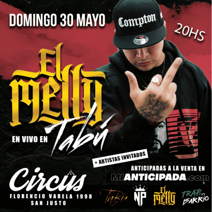 EL MELLY EN CIRCUS BAR